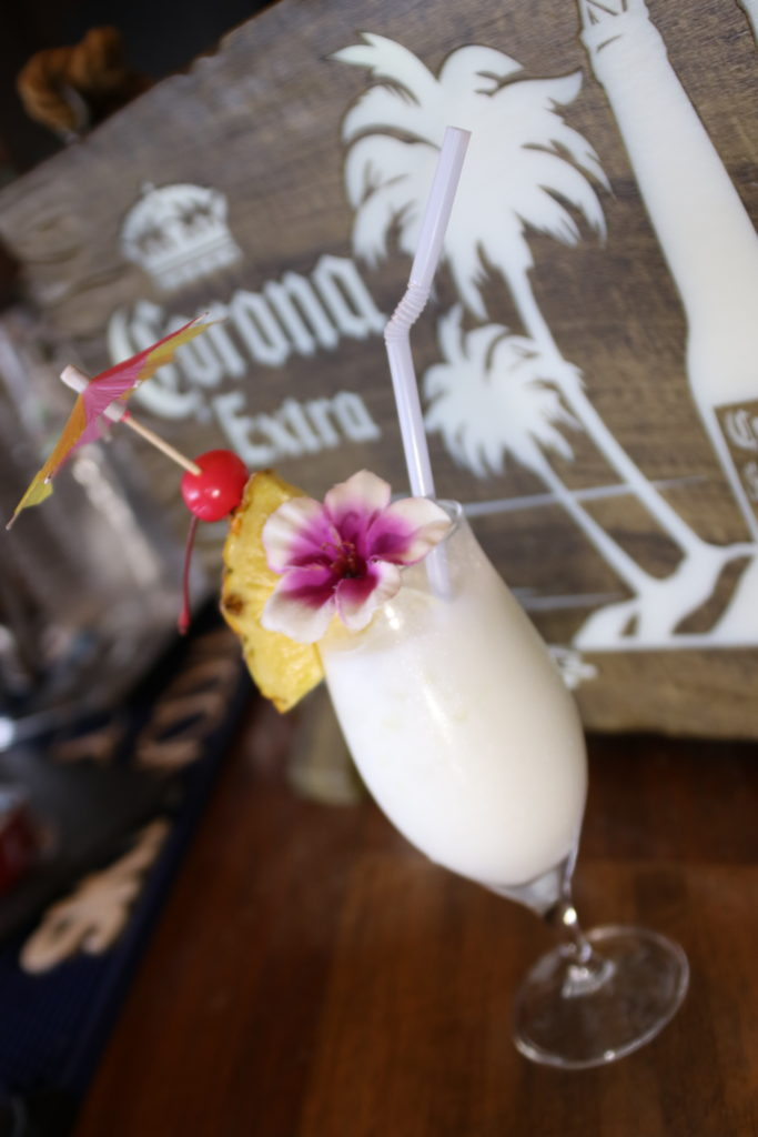 <strong>ピニャコラーダ<br>〜Pina Colada〜</strong> 1,200<small>円</small><br>