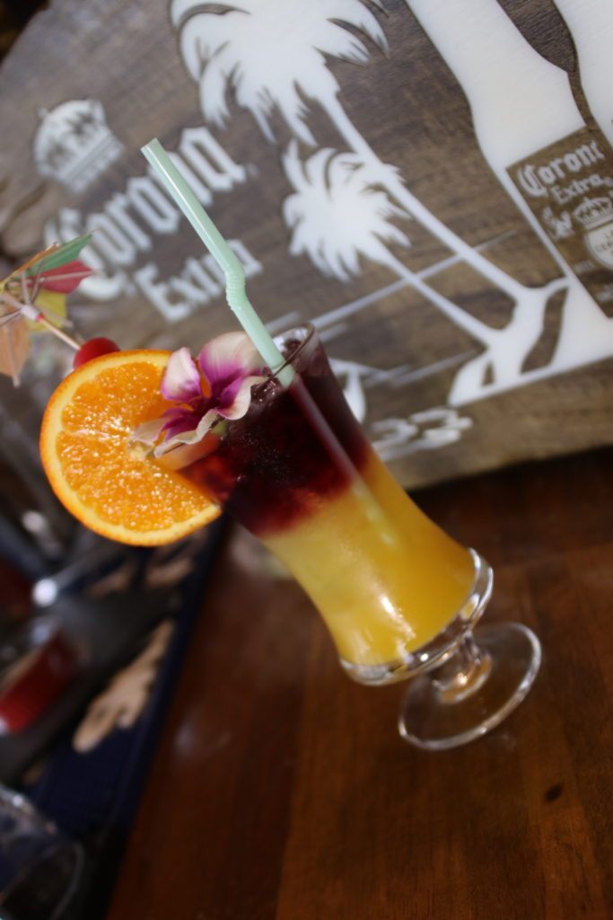 <strong>トロピカルサングリア<br>〜Tropical Sangria〜</strong> 1,200<small>円</small><br>